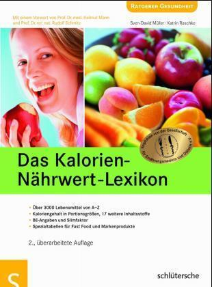 Das Kalorien- Nährwert- Lexikon