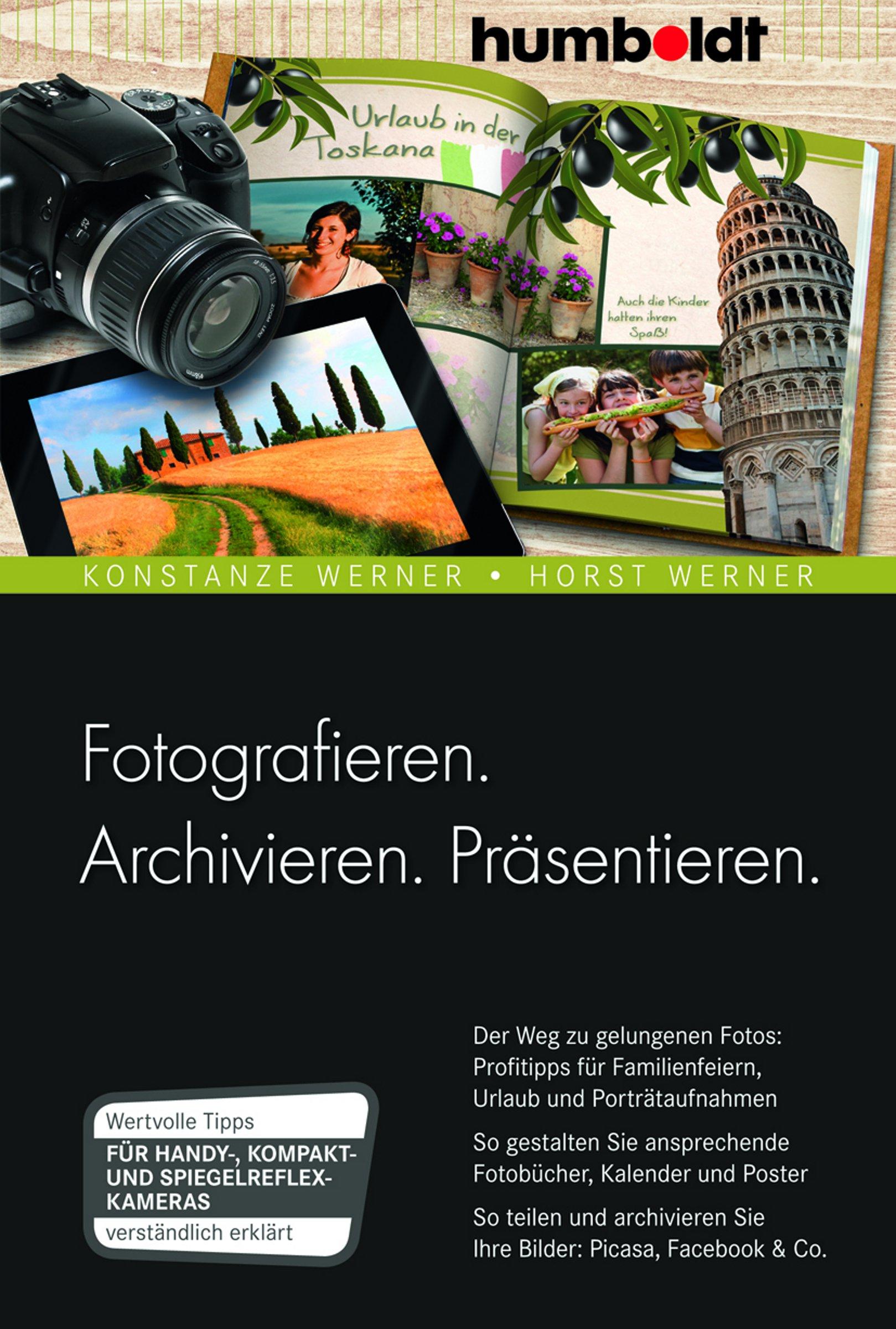 Fotografieren. Archivieren. Präsentieren.