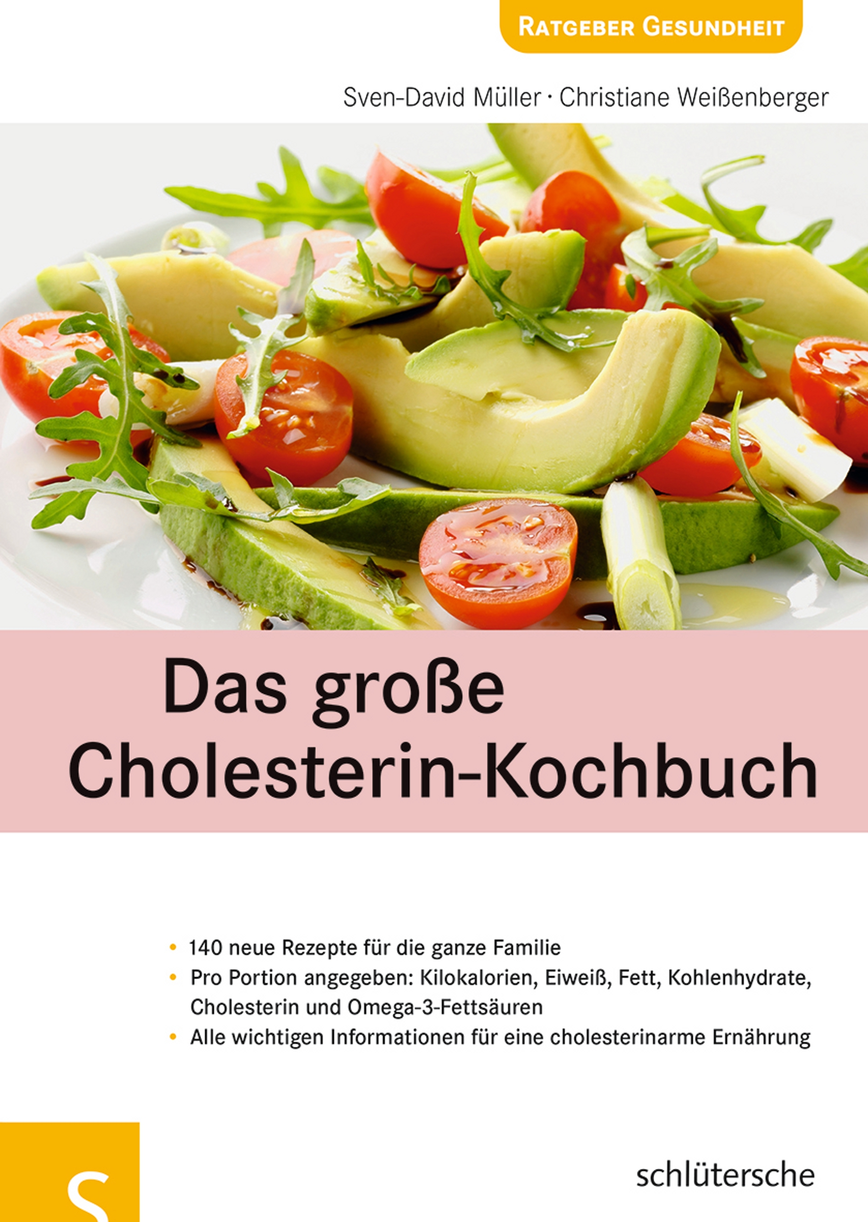 Das große Cholesterin- Kochbuch