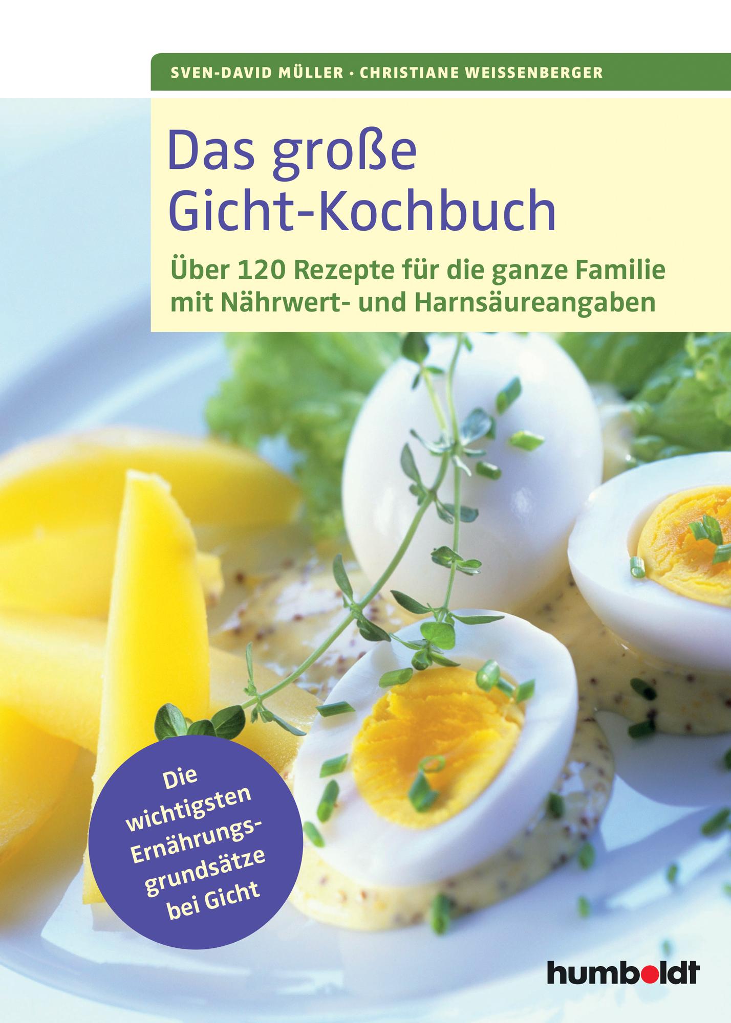 Das große Gicht- Kochbuch
