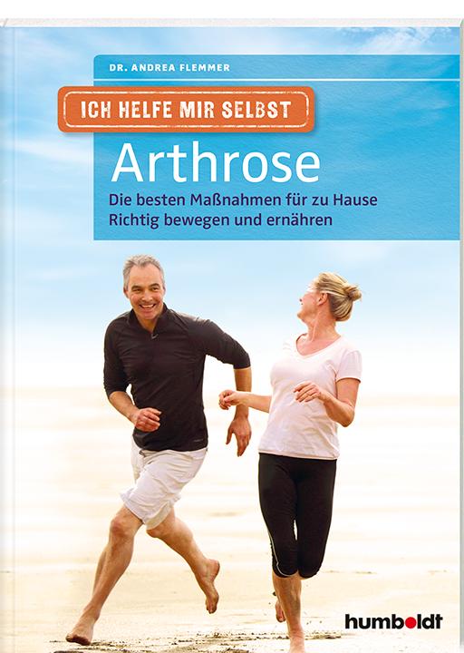 Ich helfe mir selbst - Arthrose von Andrea Flemmer, Cover mit freundlicher Genehmigung von Humboldt