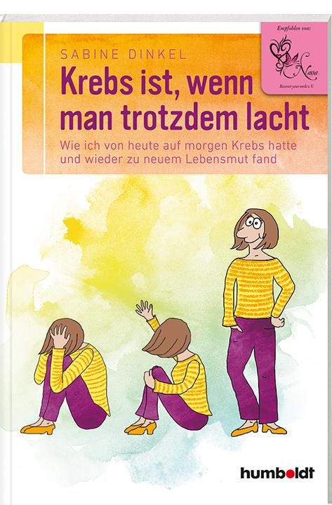 Buchcover, © humboldt Verlag