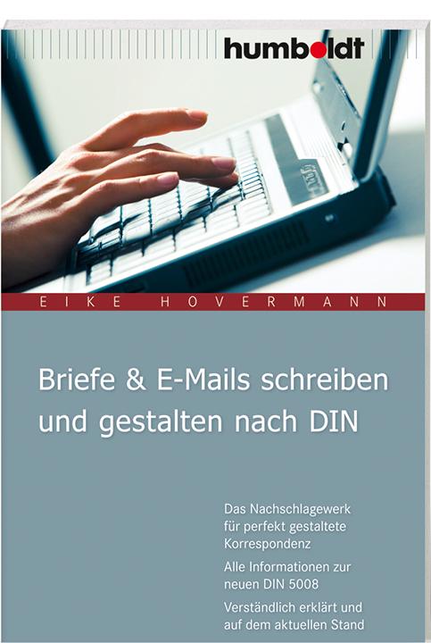 Briefe E Mails Schreiben Und Gestalten Nach Din Humboldt Verlag
